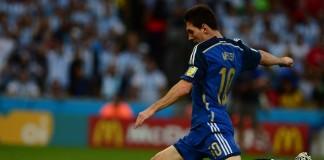 Lionel Messi fonte foto: Wikipedia - Agência Brasil