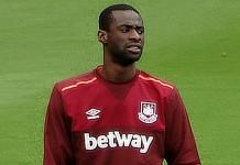 Obiang, West Ham, fonte 维基百科