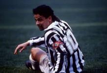Roberto Baggio, numero 10, fonte Wikipedia