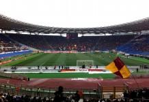 Stadio Olimpico, casa di Roma e Lazio, fonte Wikimedia Commons