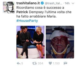 Patrick Dempsey Twitter
