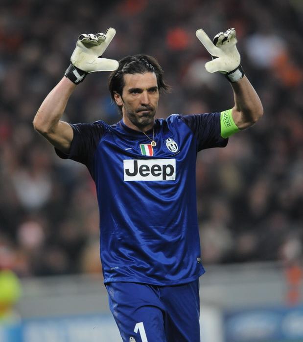 Gigi Buffon, fonte Wikimedia Commons