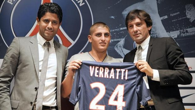 Marco Verratti fonte foto: Di TheLeighRichards10 - Opera propria, CC BY-SA 3.0, https://commons.wikimedia.org/w/index.php?curid=20319298