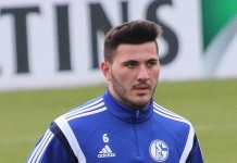 Sead Kolasinac, fonte By Daniel Kraski - Sead Kolašinac, CC BY 2.0, https://commons.wikimedia.org/w/index.php?curid=38279092