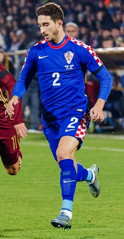 Šime Vrsaljko, fonte Di Светлана Бекетова - soccer.ru, CC BY-SA 3.0, https://commons.wikimedia.org/w/index.php?curid=45461866