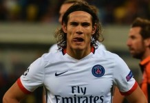 Cavani, fonte By Football.ua, CC BY-SA 3.0, https://commons.wikimedia.org/w/index.php?curid=43895874