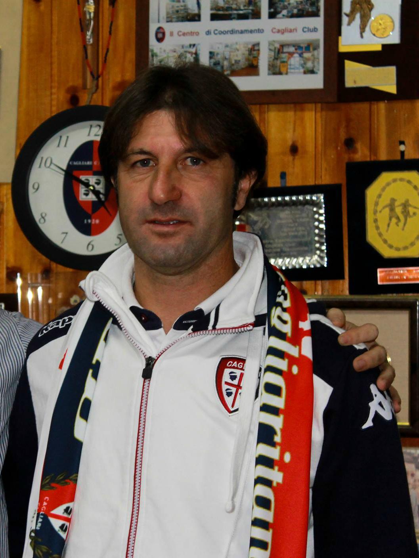 Massimo rastelli al Cagliari Calcio (Wikipedia.org)