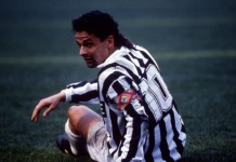 Roberto Baggio, Juventus, fonte Pubblico dominio, https://it.wikipedia.org/w/index.php?curid=4377308