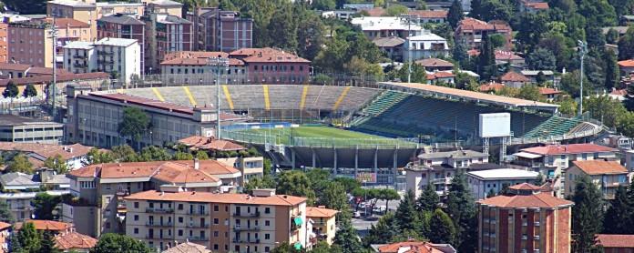 Stadio Atleti Azzurri d'Italia, Atalanta, fonte By Luigi Chiesa - Own work, CC BY-SA 3.0, https://commons.wikimedia.org/w/index.php?curid=4678207