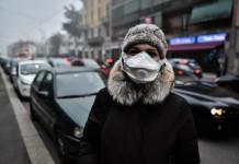 inquinamento dato dallo smog
