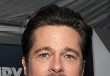 "Brad Pitt, protagonista di ""War Machine"", font Wikimedia Commons"