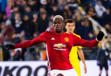 Paul Pogba, fonte By Светлана Бекетова - https://www.soccer.ru/galery/966142/photo/619955, CC BY-SA 3.0, https://commons.wikimedia.org/w/index.php?curid=56962627