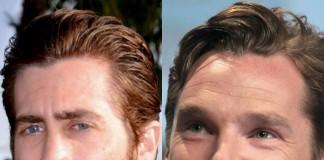Benedict Cumberbatch e Jake Gyllenhaal, font Wimedia Commons