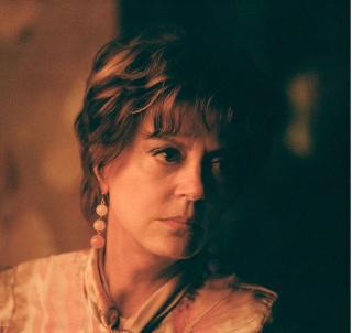 Susan Sarandon sul set, font Xavier Dolan's Instagram profile