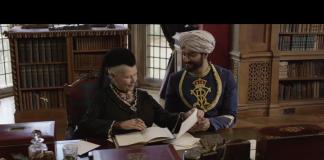 Vittoria e Abdul, fonte screenshot Youtube