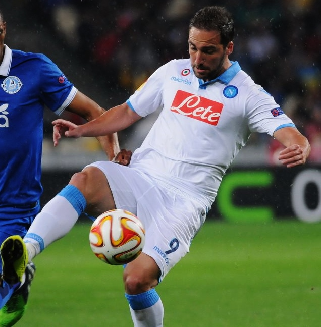 Higuain fonte foto: Di Football.ua, CC BY-SA 3.0, https://commons.wikimedia.org/w/index.php?curid=40631922