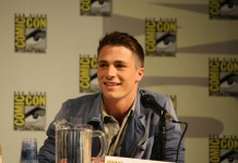 Colton Haynes: fonte: Flickr