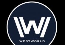 Westworld logo, font Wikimedia Commons