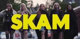 "Skam ""The girl squad"", font tumblr"