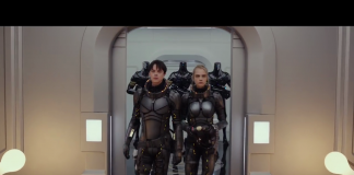 Valerian e la città dei mille pianeti, fonte screenshot youtube