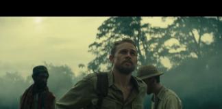 """Charlie Hunnam in """"Civiltà Perduta"""", fonte screenshot youtube"""