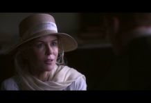 Nicole Kidman in Queen of the Desert, fonte screenshot youtube