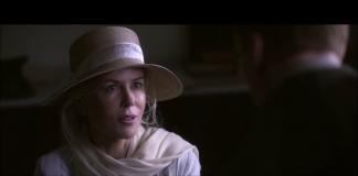 Nicole Kidman in Queen of the Desert, fonte screenshot youtube