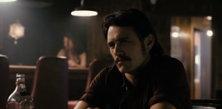 James Franco in The Deuce, fonte screenshot youtube