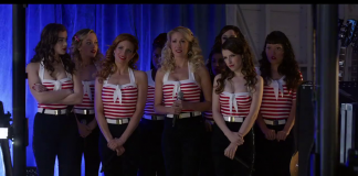 Pitch Perfect 3, fonte screenshotyoutube