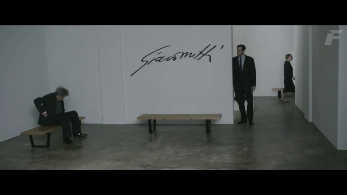Final Portrait, fonte screenshot youtube