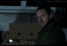 Michael Fassbender in The Snowman, fonte screenshot youtube