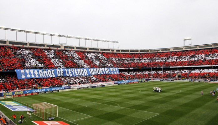 Stadio Vicente Calderon, Atletico Madrid, fonte Di Jmcm26 - Opera propria, CC BY-SA 3.0, https://commons.wikimedia.org/w/index.php?curid=26596968