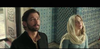 The Ottoman Lieutenant, fonte screenshot youtube