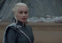 Daenerys Targaryen (Emilia Clarke) in The Spoils of War, fonte screenshot youtube