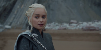 Daenerys Targaryen (Emilia Clarke) in The Spoils of War, fonte screenshot youtube