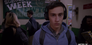 Atypical, Netflix, fonte screenshot youtube