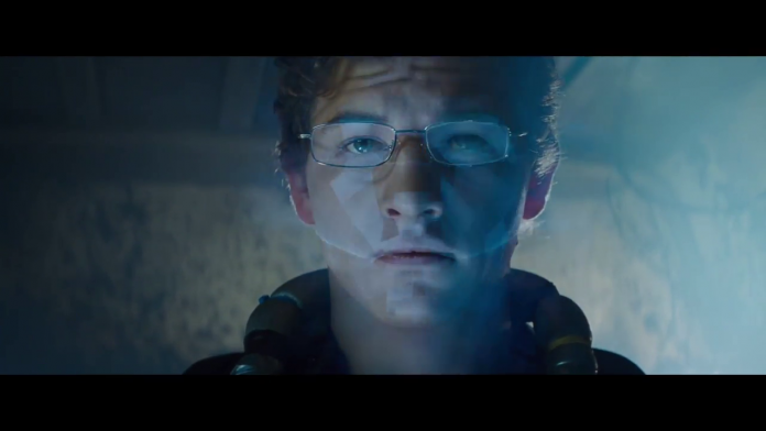Ready Player One, Steven Spielberg, fonte screenshot youtube