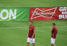 rivista chi Totti Florenzi