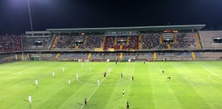 Stadio Ciro Vigorito, Benevento, fonte Di Granata92 - Opera propria, CC BY-SA 4.0, https://commons.wikimedia.org/w/index.php?curid=50939937