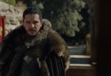 Una nuova teoria vede Jon Snow uccidere Daenerys, fonte screenshot youtube