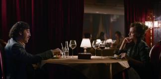 Javier Bardem e Penélope Cruz in Loving Pablo, fonte screenshot youtube