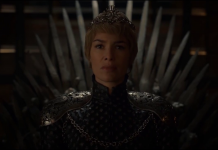 Lena Headey, Cersei Lannister, Game of Thrones, fonte screenshot youtube