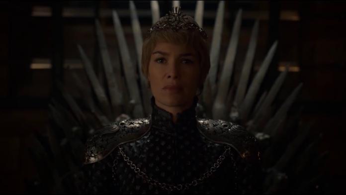 Lena Headey, Cersei Lannister, Game of Thrones, fonte screenshot youtube