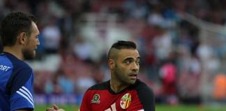 Fabrizio Miccoli, ex giocatore di Palermo e Juventus, fonte By joshjdss - West Ham Vs Birkrikara, CC BY 2.0, https://commons.wikimedia.org/w/index.php?curid=41834963