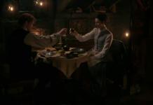 """""""A.Malcom"""" Outlander, fonte screenshot youtube"""