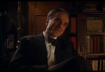 "Daniel Day-Lewis ne ""Il filo nascosto"", fonte screenshot youtube"