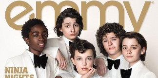 Cast di Stranger Things. Fonte: emmys.com