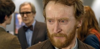 Van Gogh in Doctor Who. Fonte: BBC America