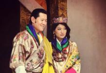 Jetsun Pema e Jigme Khesar Namgyel, Fonte Foto: Screenshot