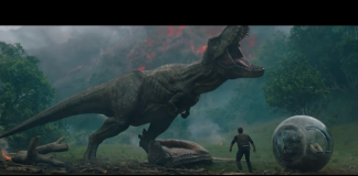 Jurassic World - Il regno distrutto, fonte screenshot youtube